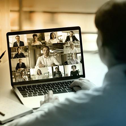 Kommunizieren - Videokonferenz
